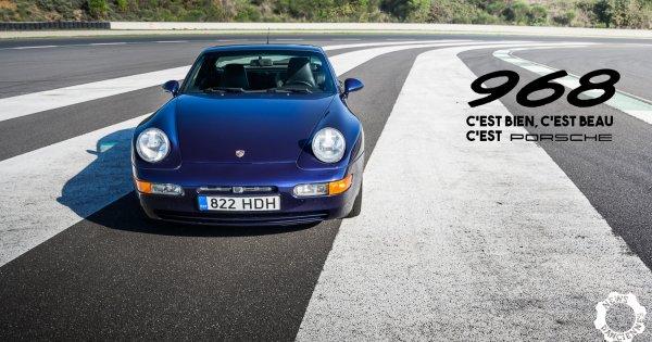Essai d'une Porsche 968: C'est bien, c'est beau, c'est Porsche? - News d'Anciennes