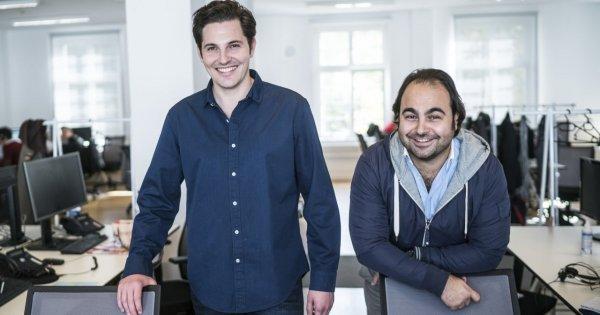Auto1 an der Börse: Hakan Koc und Christian Bertermann sind jetzt Milliardäre!