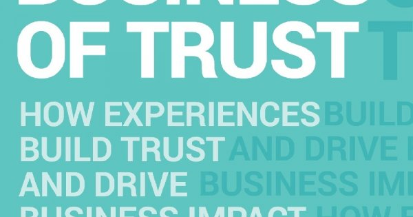 Book Excerpt: Why trust, not data, has become the most important asset in the modern economy