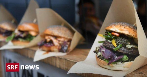 Pflanzliche Burger - Ein «Metzger» setzt auf Vegi-Produkte