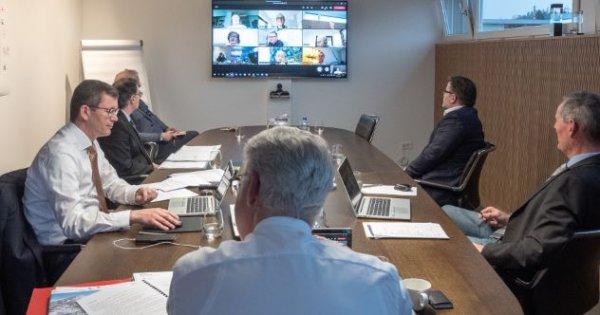 Energie Zürichsee Linth: GV ohne Aktionäre, aber mit viel Zuversicht für 2021