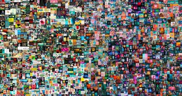 Digital-Künstler flippt nach Auktion aus – Kunstmarkt spielt verrückt: 69 Millionen für ein Pixel-Bild