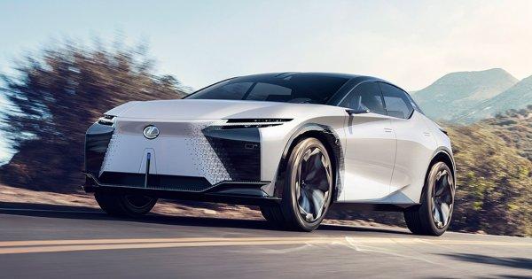 Lexus LF-Z concept previews brand's electric future | Autocar