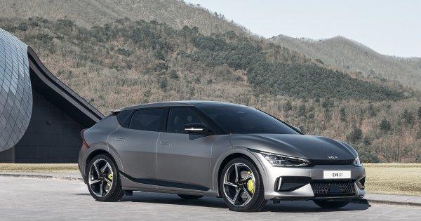 New 2021 Kia EV6: dual-motor EV6 GT gets 577bhp | Autocar