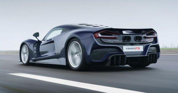 Hennessey might do a 'GTR' style Venom F5