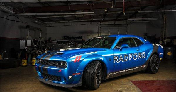 As Bondurant drifts into the sunset, Radford Racing School rises | Hagerty Media