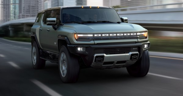 2023 Hummer EV is 819bhp 4x4 with