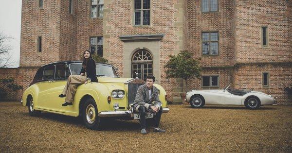 Lebe lieber ungewöhnlich – mit einem gelben Rolls-Royce