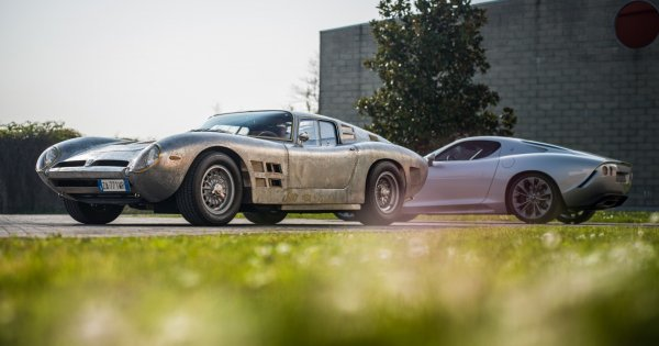 A Decades-Long Tale Of Italian-Americans: The ISO Rivolta GTZ Meets Its Inspiration In Milan