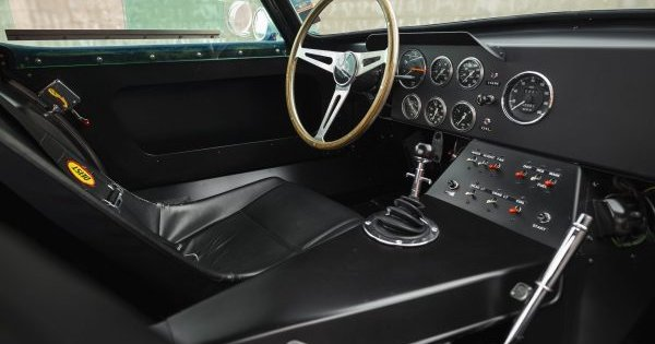 1965 Shelby Cobra Daytona Coupe CSX 2469 - Worldwide Auctioneers