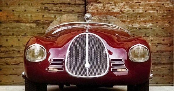 """Auto Avio Costruzioni Tipo 815: The story of the true """"first Ferraris"""""""