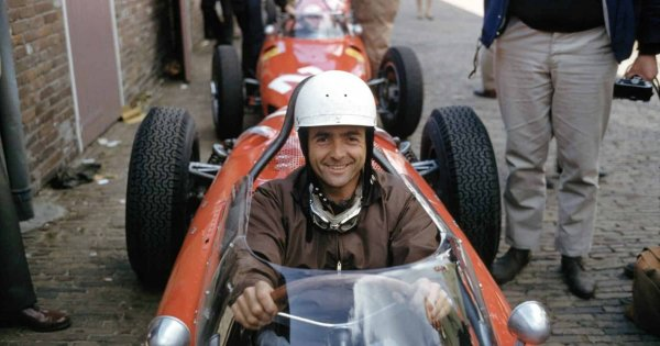 F1 Legend Phil Hill – Father of the Modern Collector Car Industry?