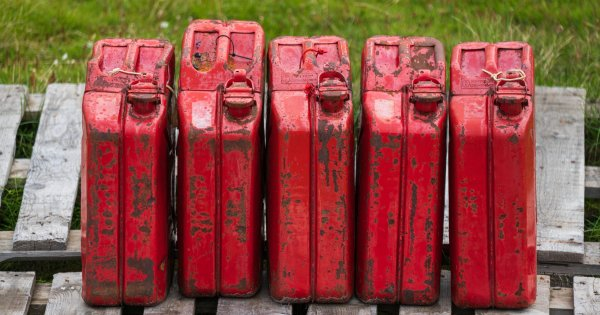 The jerrycan design goes back over 80 years, and it's showing no signs of retirement | Hagerty Media