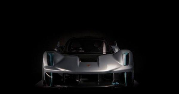 Porsche Unseen: Hypercars