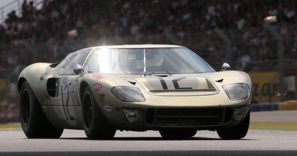 One-make race series for the Ford GT40 starts in 2021