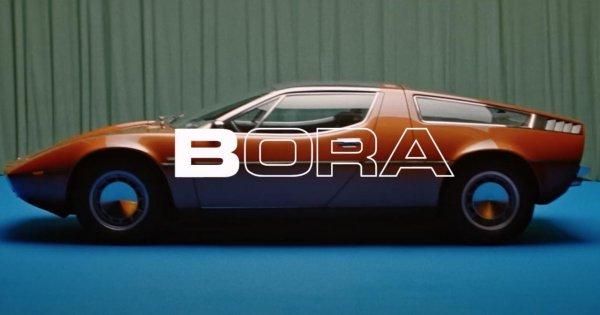 Maserati's birthday video is well worth a watch