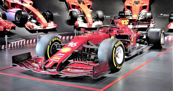 Ferrari celebrates 1,000th grand prix with RM Sotheby's racing auction