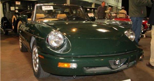 Keith's Blog: Which Car For a Kid: Alfa, BMW, Boxster or Miata? - Sports Car Market