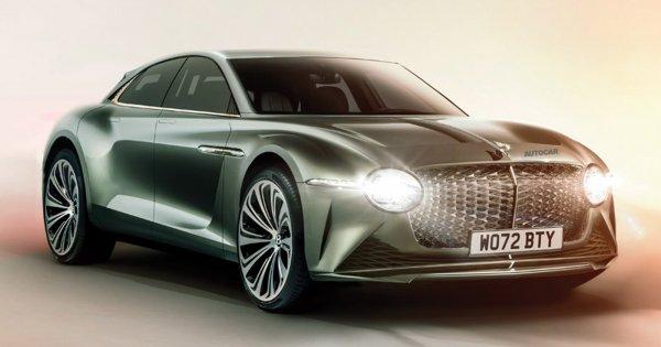 Bentley's first EV kicks off brand's bold reinvention | Autocar