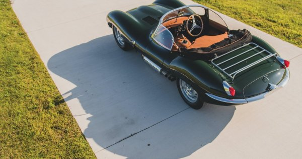 Auction analysis: Jaguar continuation cars are collectible stars