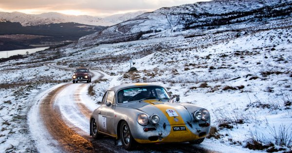 Report: £18.3bn classic car industry boosts UK economy