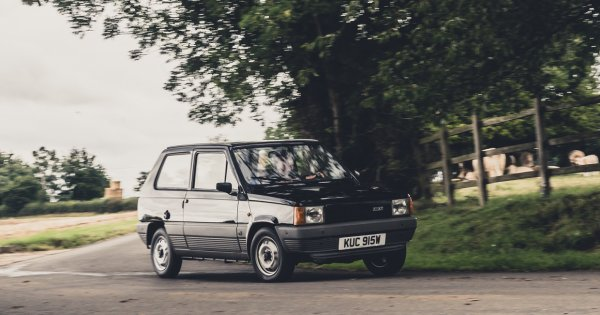 Square space: the Fiat Panda at 40