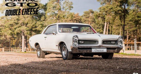 Essai d'une Pontiac GTO 1966: Double cheese! - News d'Anciennes