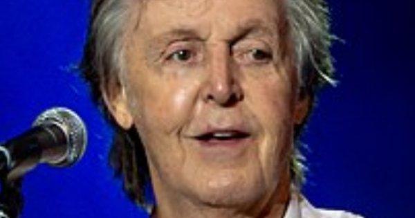 Paul McCartney and James Corden Explore Liverpool in a Range Rover