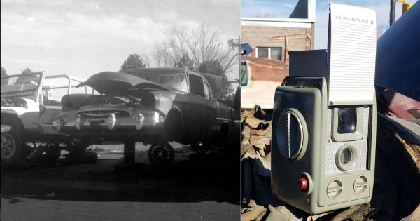 Using a Raymond Loewy-Designed Camera to Document a Loewy-Designed Studebaker