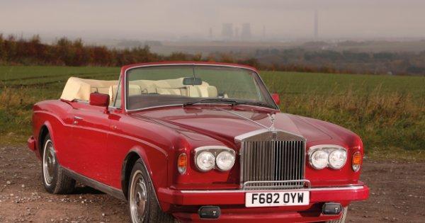 Don't buy that, buy this: Rolls-Royce Corniche vs Mercedes-Benz 280SE 3.5 Coupé