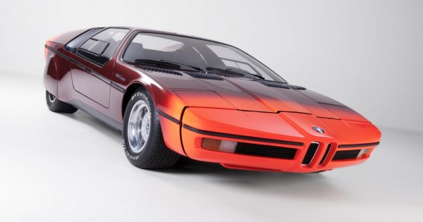 Nine of the best supercar concepts from the 1970s