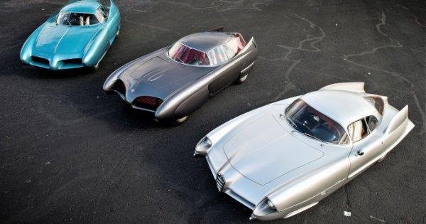 All 3 Alfa Romeo Berlina Aerodinamica Technica concepts by Bertone sold for $14.8M