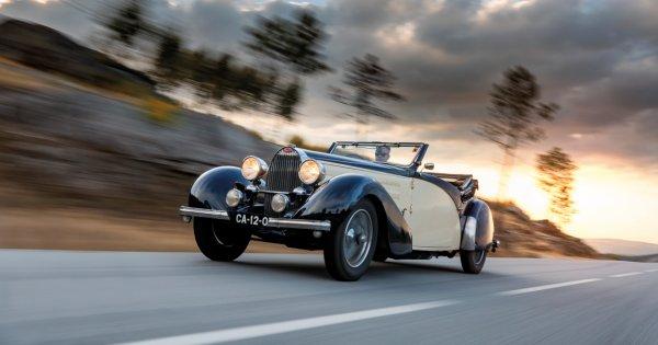 Bugatti Type 57 Stelvio: a peak in the range