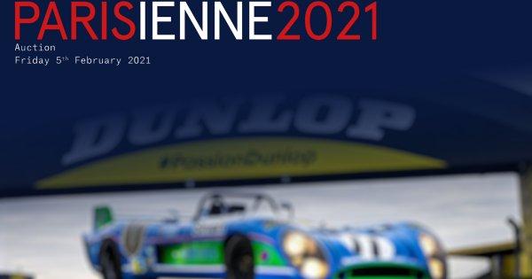 Artcurial annonce sa vente La Parisienne, la course au programme - News d'Anciennes
