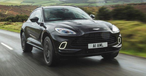 Aston Martin DBX review | Autocar