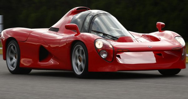 Nine of the best supercar concepts from the 1990s