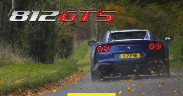 2020 Ferrari 812 GTS video review: most powerful production convertible driven | Autocar