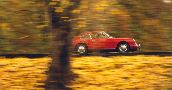 Barn-find revived: the last Porsche 901