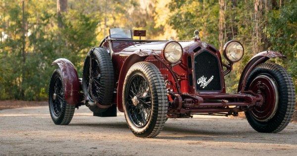 Car Alfa Romeo-based 6C 2300 Monza Replica 1938 for sale - PreWarCar