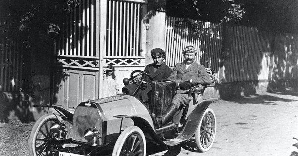 "100 Jahre Bugatti Type 13 ""Brescia"" – eine fahrende Legende - classic-car.TV"