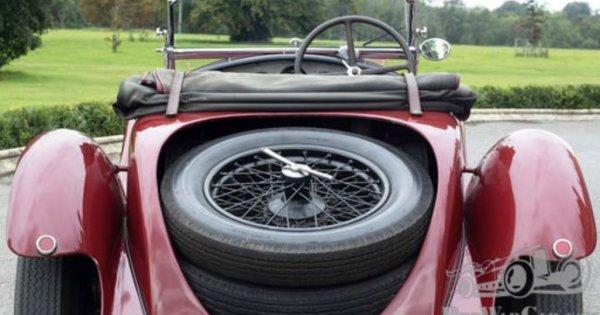 Car Alfa Romeo 6C 1750 1929 for sale - PreWarCar