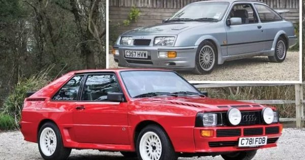 Popular cars from the 1980s and 1990s are rising in value due to 'great demand'