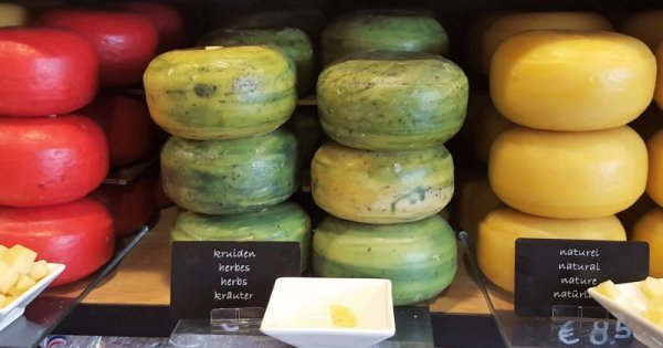 Ransomware Attack Creates Cheese Shortages in Netherlands
