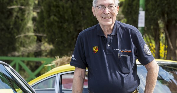 Campaign seeks funds for Vic Elford cancer fight | Autocar