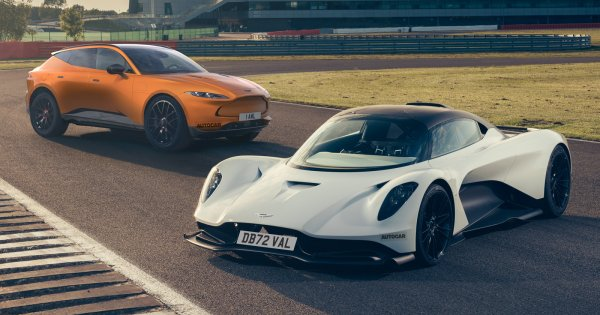 2022 Aston Martin Valhalla hybrid kickstarts firm's EV era | Autocar