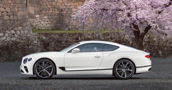 Japan's getting its own special edition Bentley