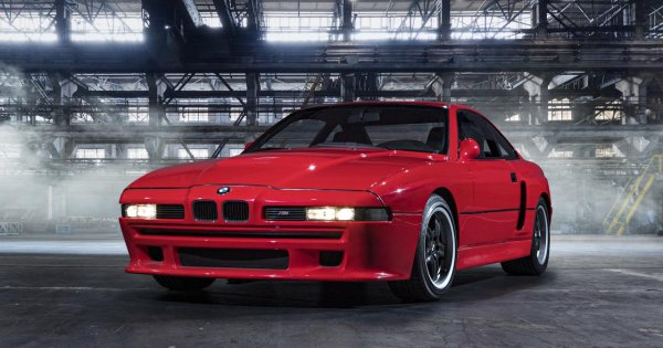 Why on earth didn't the first BMW M8 make production?