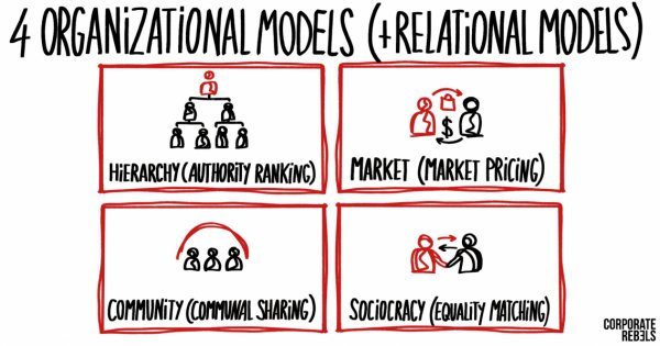 3 Organizational Models To Decentralize Your Company - Radically