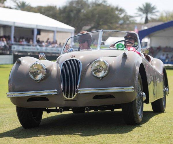 Jaguar XK120 – Hosted By Donald Osborne - Collier Automedia